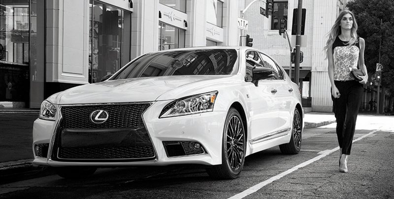 2015 Lexus LS Crafted Line Edition