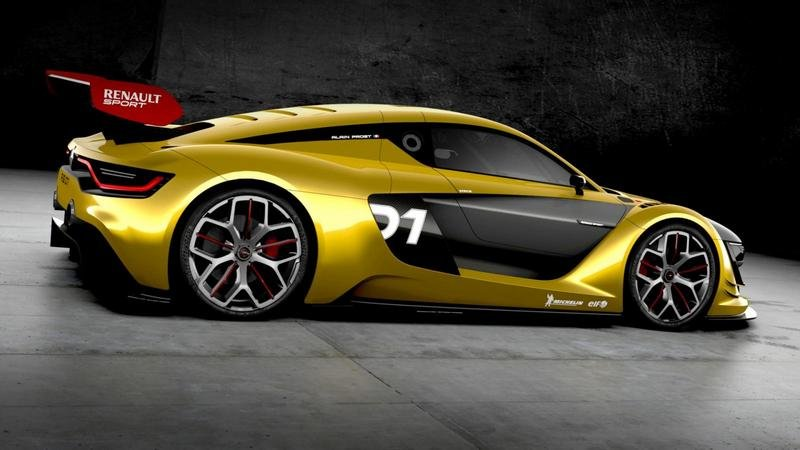 2015 Renaultsport R.S. 01 High Resolution Exterior - image 566147