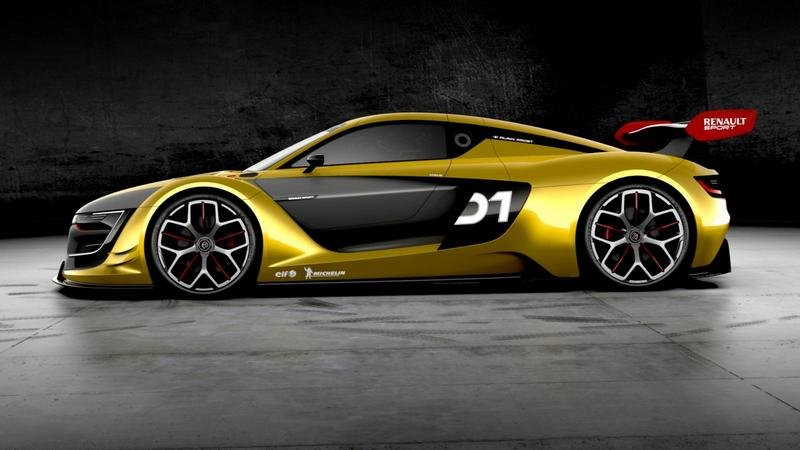2015 Renaultsport R.S. 01 High Resolution Exterior - image 566149