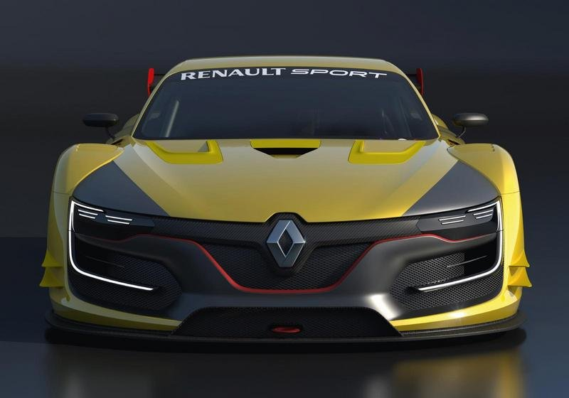 2015 Renaultsport R.S. 01 High Resolution Exterior - image 566139