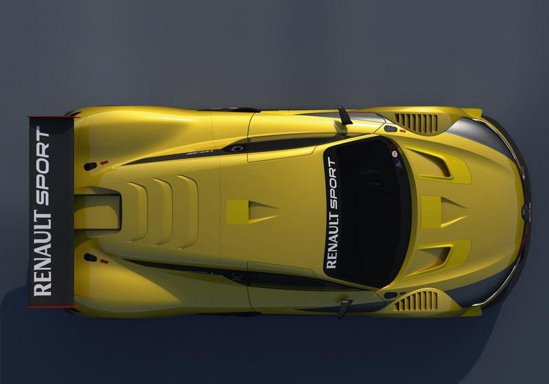 2015 Renaultsport R.S. 01 High Resolution Exterior - image 566141