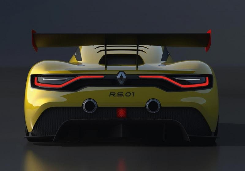 2015 Renaultsport R.S. 01 High Resolution Exterior - image 566143
