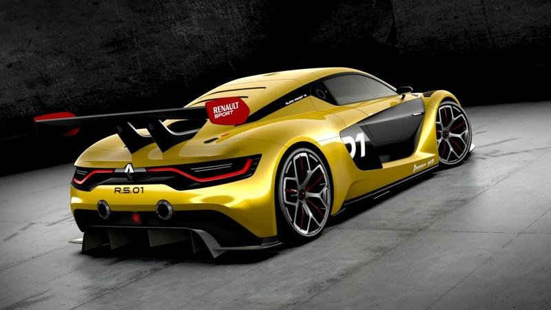 2015 Renaultsport R.S. 01 High Resolution Exterior - image 566146