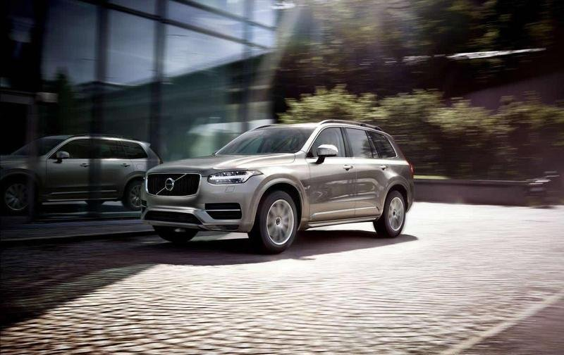 2016 Volvo XC90 High Resolution Exterior - image 565977