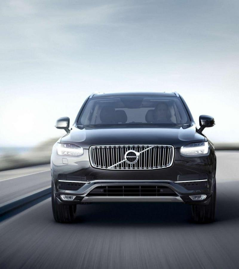 2016 Volvo Xc90 Transmission: Volvo Plans Lineup Overhaul, U.S. Factory