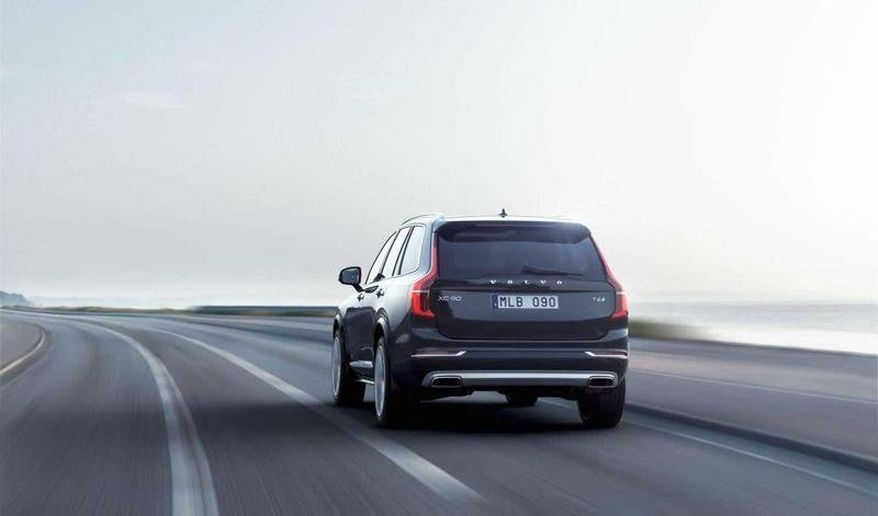 2016 Volvo XC90 High Resolution Exterior - image 565983