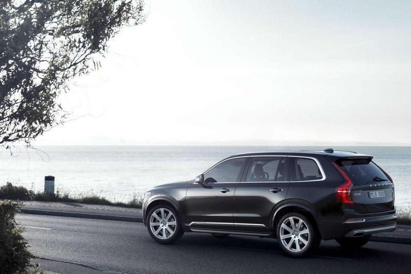 2016 Volvo XC90 High Resolution Exterior - image 565990