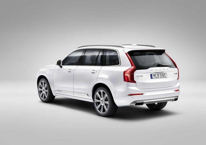 2016 Volvo XC90 High Resolution Exterior - image 565995