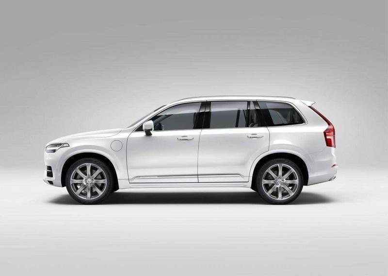 2016 Volvo XC90 High Resolution Exterior - image 565996