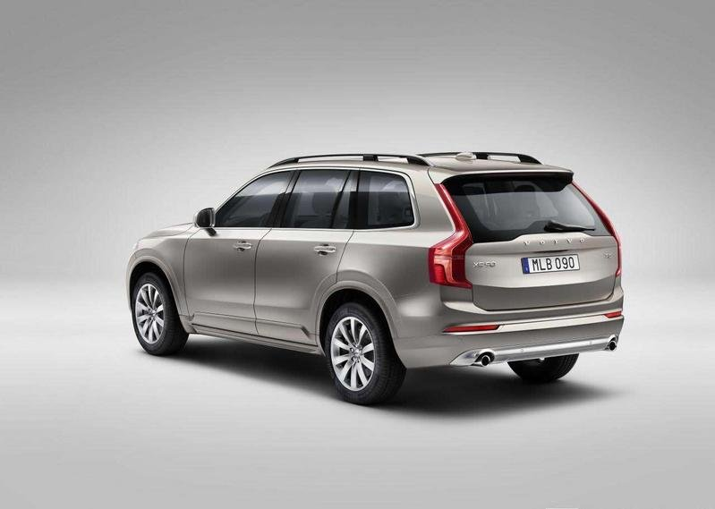 2016 Volvo XC90 High Resolution Exterior - image 566001