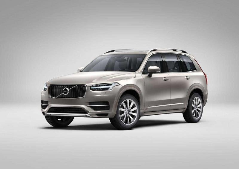 2016 Volvo XC90 High Resolution Exterior - image 566003