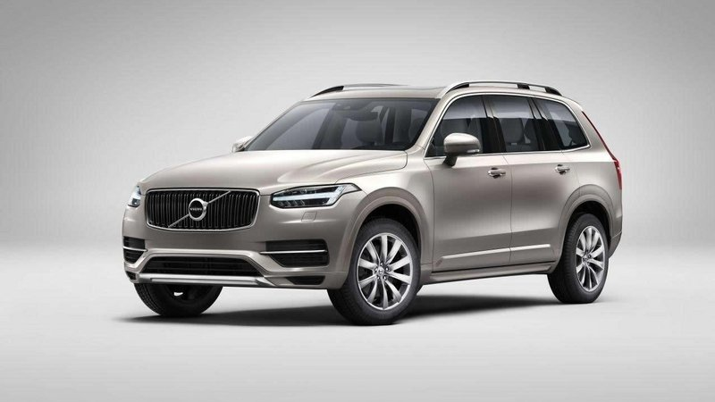 Video: Volvo Wastes No Time in Showcasing 2016 XC90's Safety