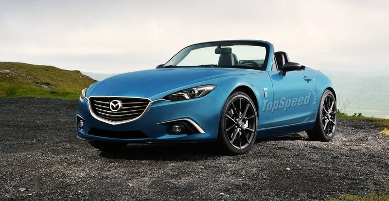 Rumormill: ND-Generation MX-5 Miata may Include a Coupe