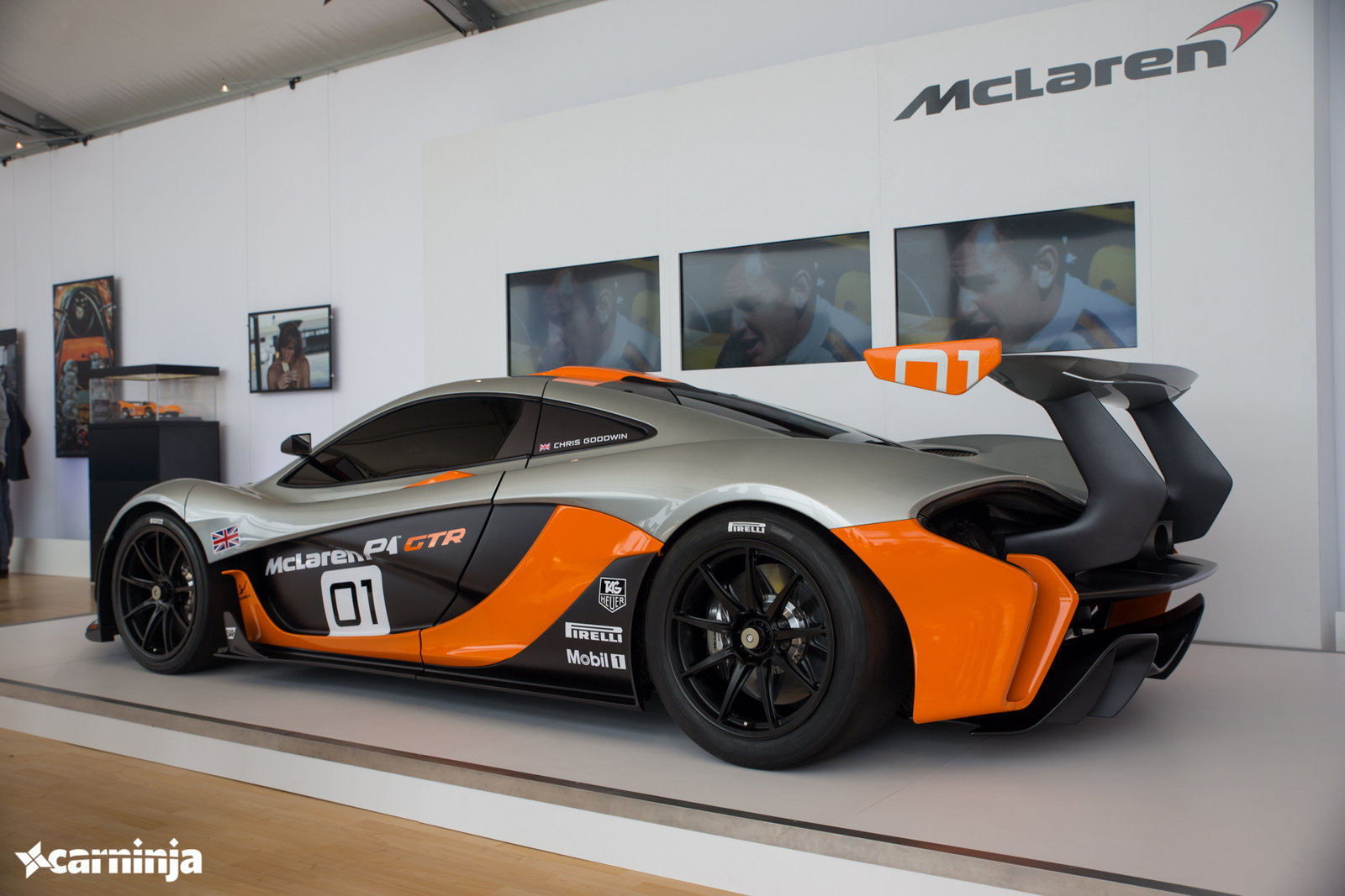 2016 mclaren p1 gtr picture 565168 car review top speed. Black Bedroom Furniture Sets. Home Design Ideas
