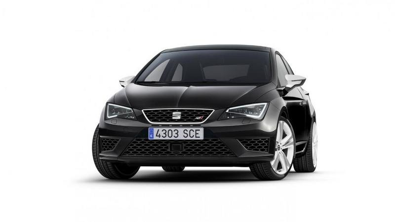 2014 Seat Leon Cupra 280 Sub8 Performance Pack High Resolution Exterior - image 564867