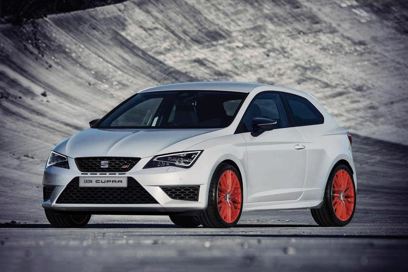 2014 Seat Leon Cupra 280 Sub8 Performance Pack High Resolution Exterior - image 564869