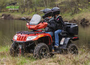 2014 Arctic Cat TRV 550 Limited - image 564144