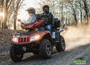 2014 Arctic Cat TRV 550 Limited - image 564145