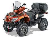 2014 Arctic Cat TRV 550 Limited - image 564147