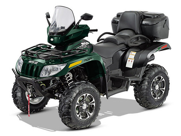 2014 arctic cat trv 700 limited motorcycle review top. Black Bedroom Furniture Sets. Home Design Ideas
