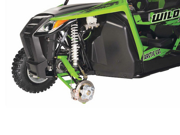 Arctic Cat Wildcat Trail Shift On The Fly