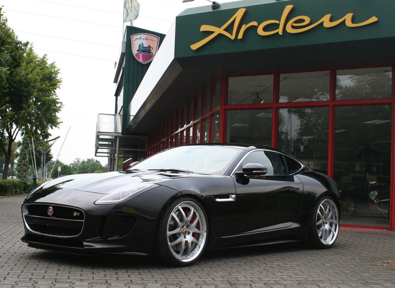 2014 Jaguar F-Type Coupe by Arden