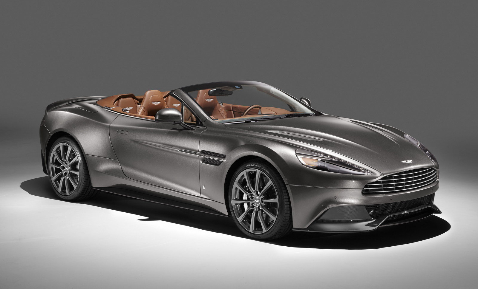 2014 aston martin vanquish volante by q dark cars wallpapers. Black Bedroom Furniture Sets. Home Design Ideas
