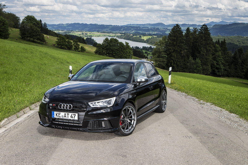 2014 Audi S1 By ABT Sportsline High Resolution Exterior Wallpaper quality - image 563611