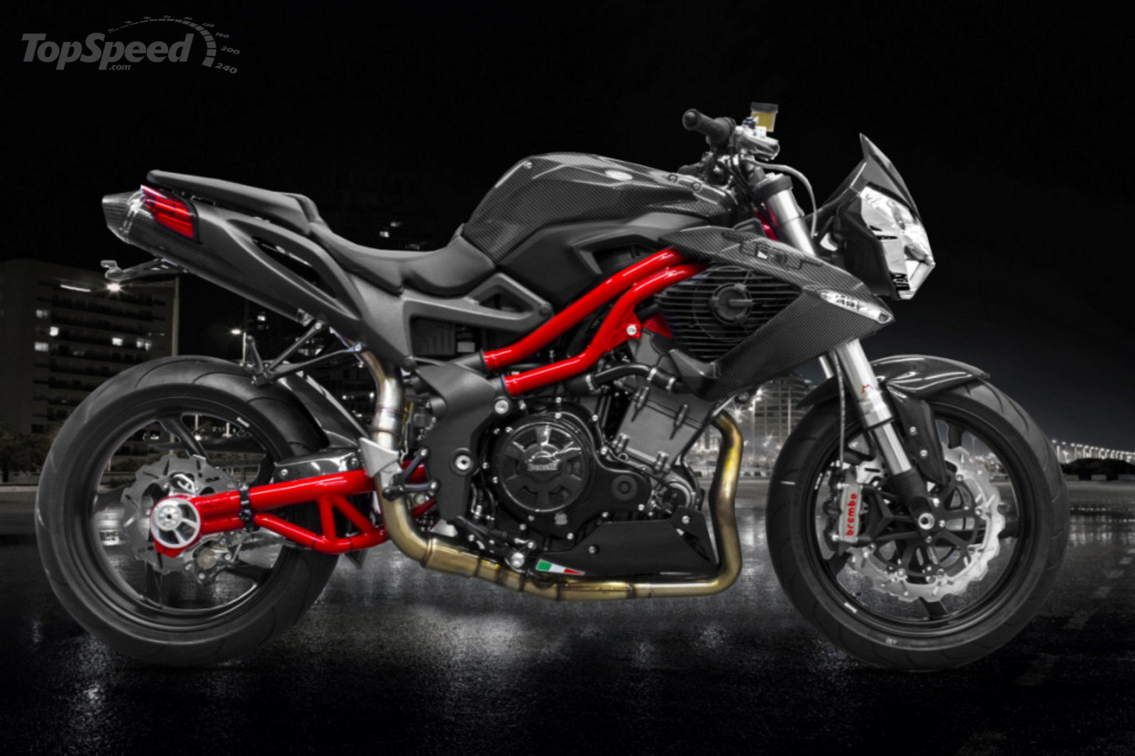 2014 Benelli Tnt 1130r Carbon Edition Review Top Speed