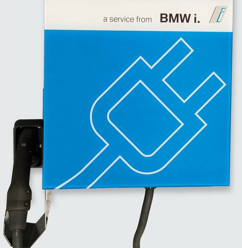 BMW Announces i DC Fast Chargers And ChargeNow DC Fast Programs - image 562819