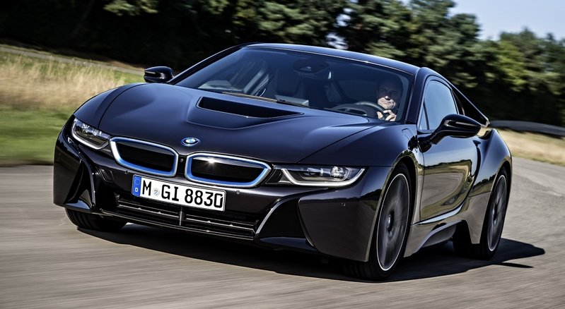 BMW i8 Sold Out In The UK
