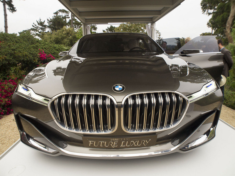 2014 BMW Vision Future Luxury Exterior - image 565074