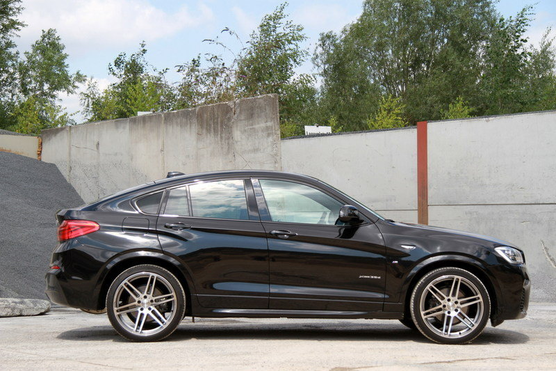 2014 BMW X4 by Manhart Performance