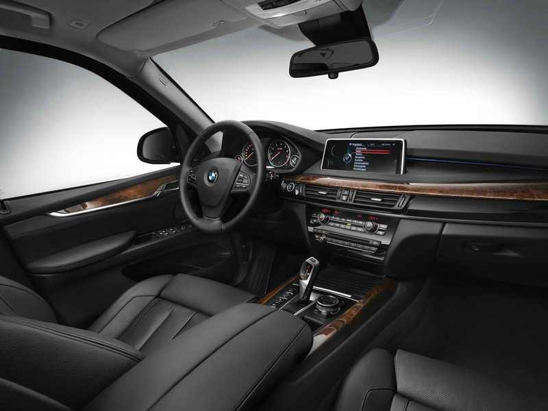 2015 BMW X5 F15 Security Plus High Resolution Interior - image 565147