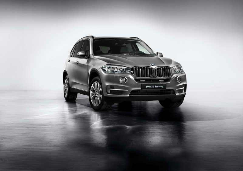 2015 BMW X5 F15 Security Plus High Resolution Exterior - image 565150