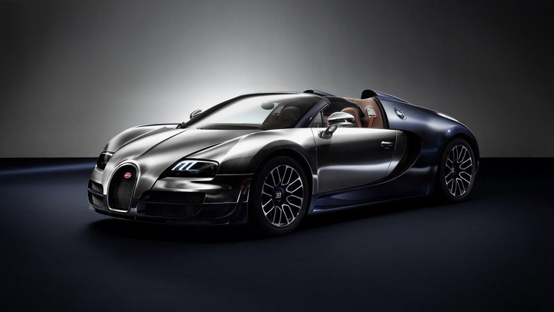 "2014 Bugatti Veyron ""Ettore Bugatti"" High Resolution Exterior Wallpaper quality - image 563688"