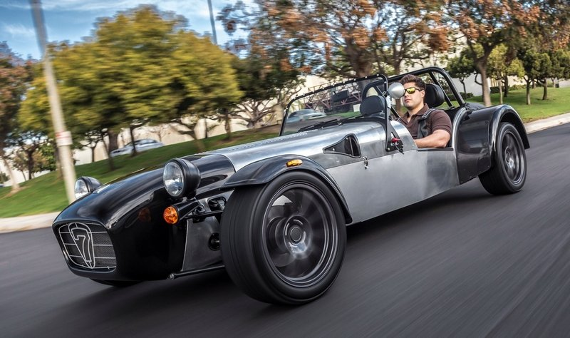 Caterham Seven Reviews Specs Prices Photos And Videos Top Speed
