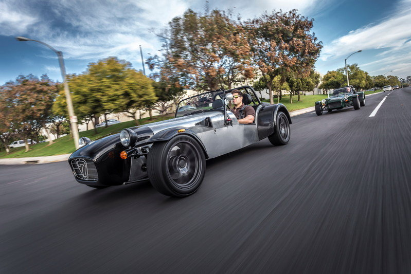 2015 Caterham Seven 480 Exterior Wallpaper quality - image 564382