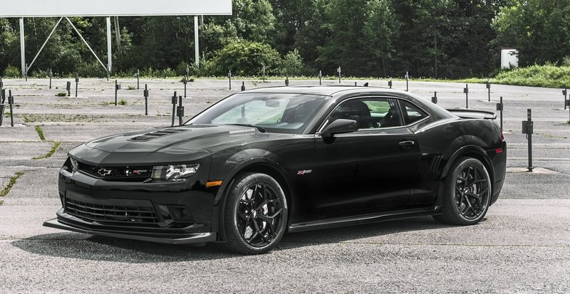 2014 Chevrolet Camaro Z/28 By Geiger Cars