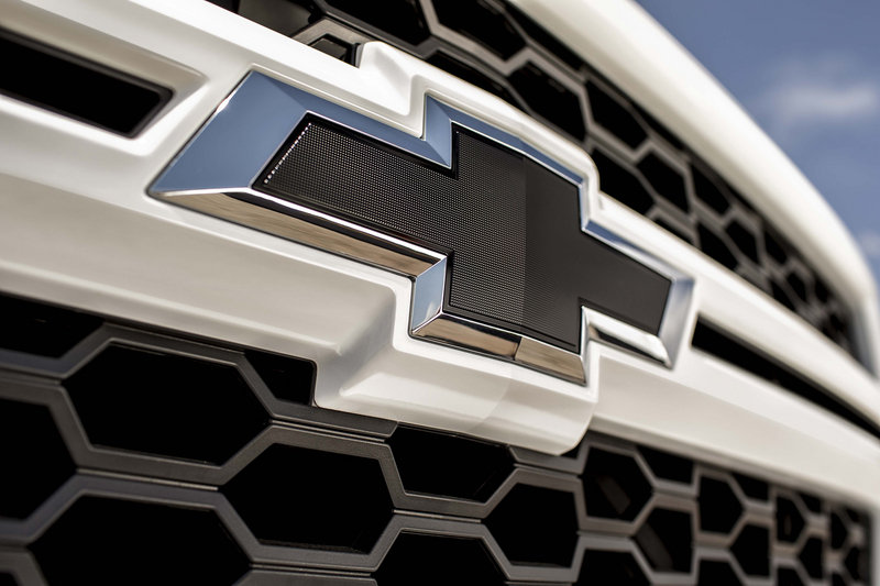 2014 Chevrolet Silverado Rally Edition Emblems and Logo Exterior - image 565558