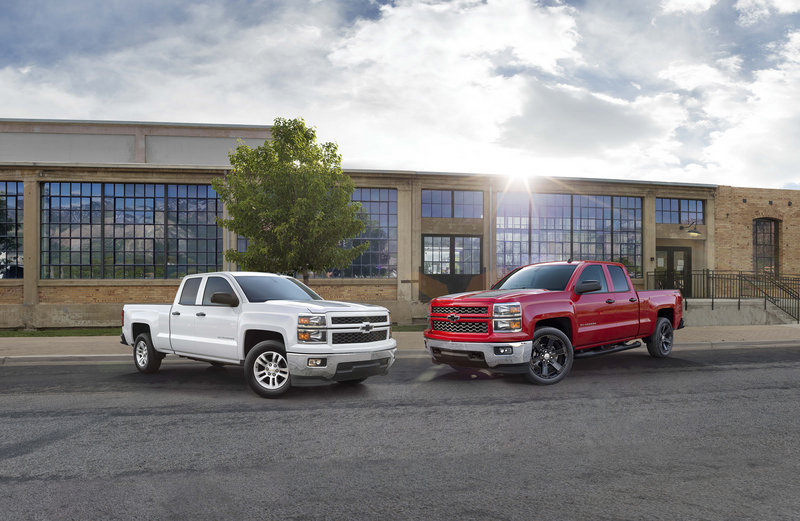 2014 Chevrolet Silverado Rally Edition High Resolution Exterior Wallpaper quality - image 565559
