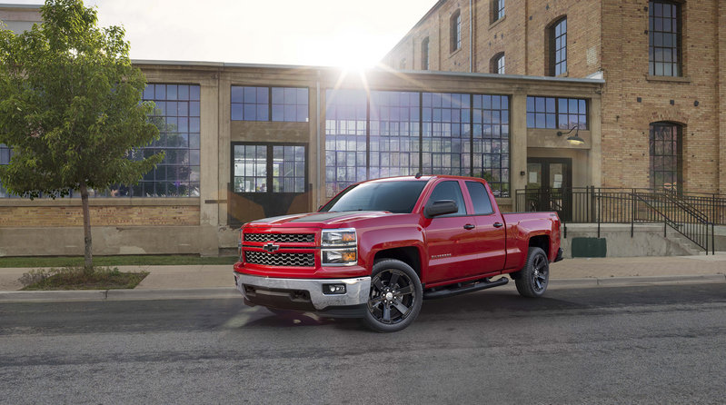 2014 Chevrolet Silverado Rally Edition High Resolution Exterior - image 565560
