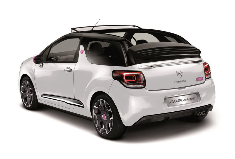2014 Citroen DS 3 Cabrio DStyle by Benefit High Resolution Exterior - image 562829