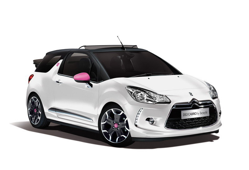 2014 Citroen DS 3 Cabrio DStyle by Benefit High Resolution Exterior - image 562827