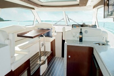 2014 Cruisers 41 Cantius | Top Speed