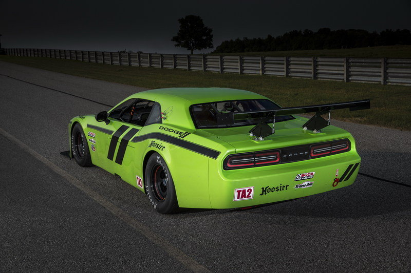 2015 Dodge Challenger SRT Trans Am High Resolution Exterior - image 564692
