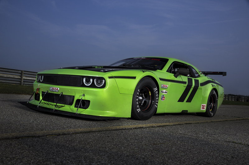 2015 Dodge Challenger SRT Trans Am High Resolution Exterior Wallpaper quality - image 564694