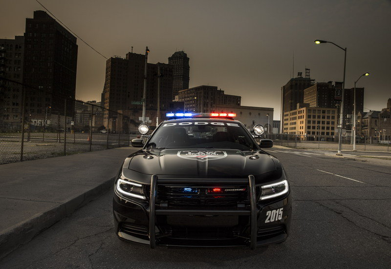 2015 Dodge Charger Pursuit High Resolution Exterior - image 563895