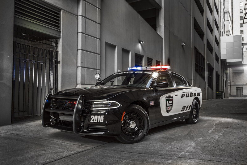 2015 Dodge Charger Pursuit High Resolution Exterior - image 563896