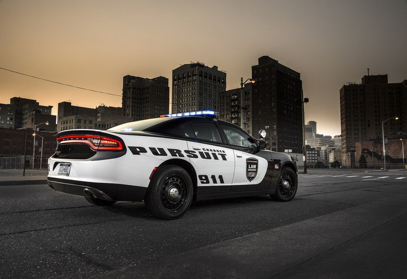2015 Dodge Charger Pursuit High Resolution Exterior - image 563897